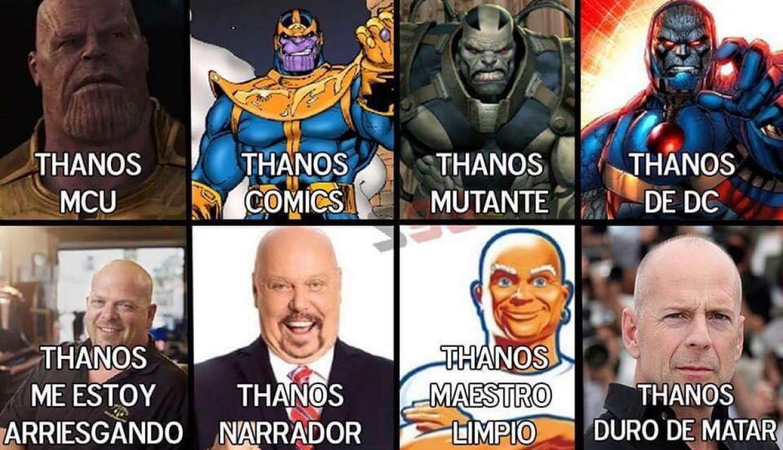 Download Koleksi 66 Meme Thanos Terkeren - Gambar Keren