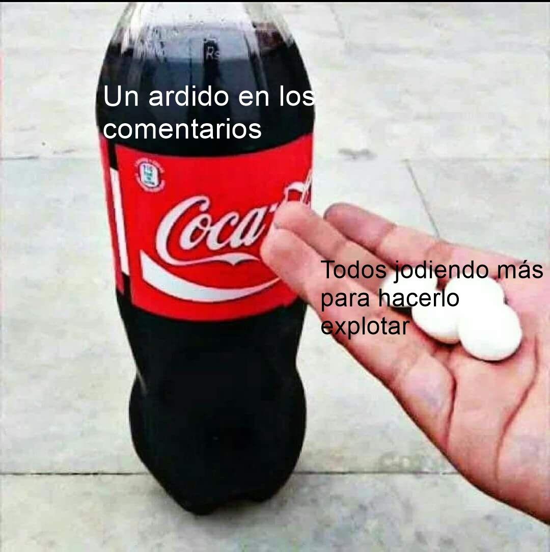 Un clásico - meme