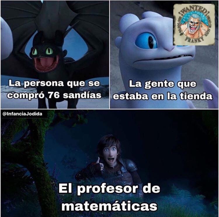 confía en los problemas de matemáticas - meme