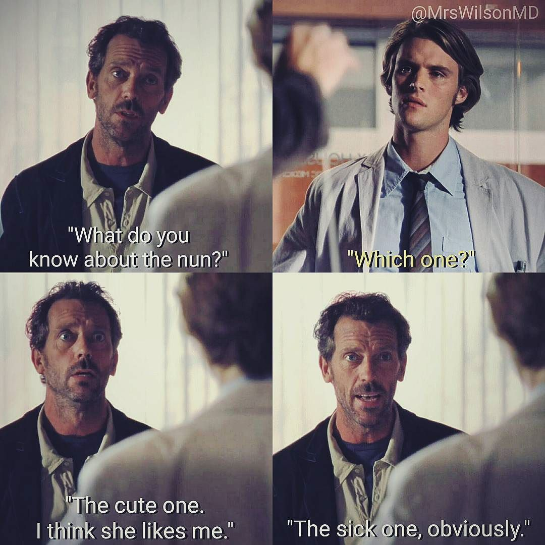 House Awh such a jerk - meme
