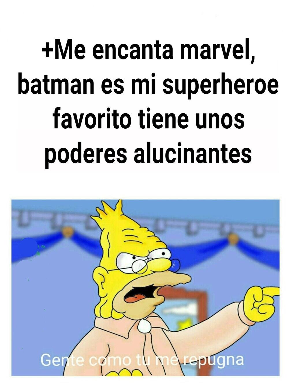 BATI BATMAAAAN - meme