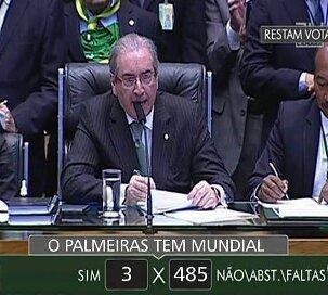 Palmeiras não tem mundial. - meme