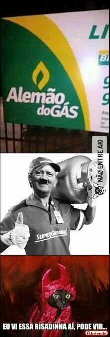 AlemaoDoGas - meme