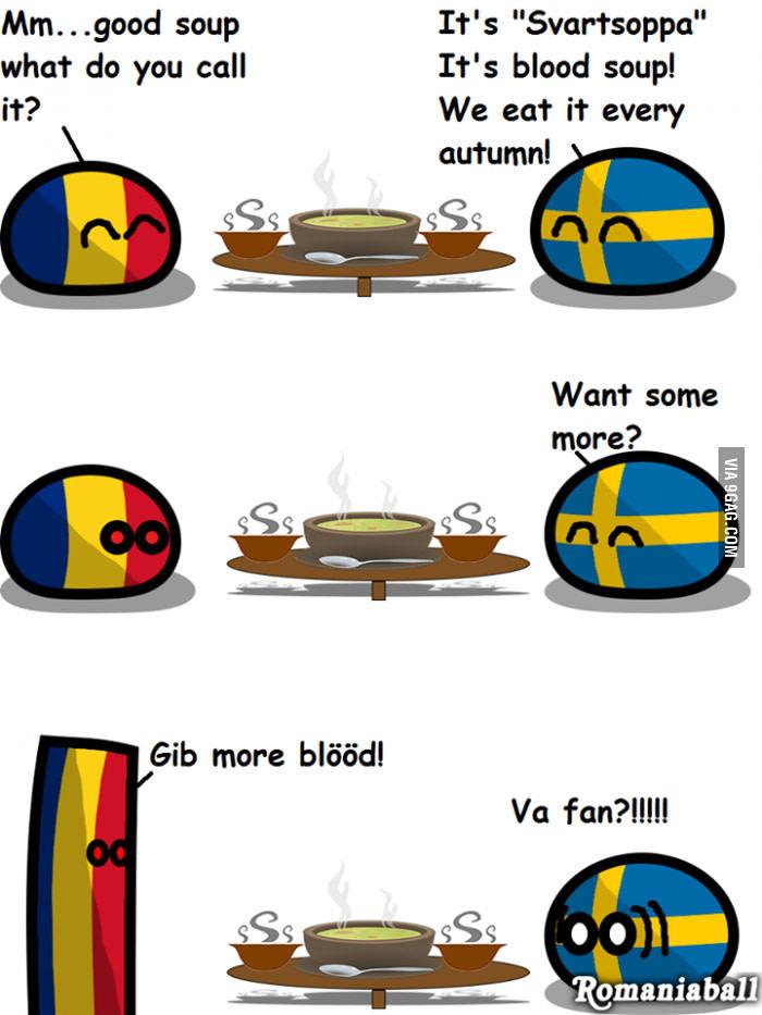 GIB BLÖÖD! - meme