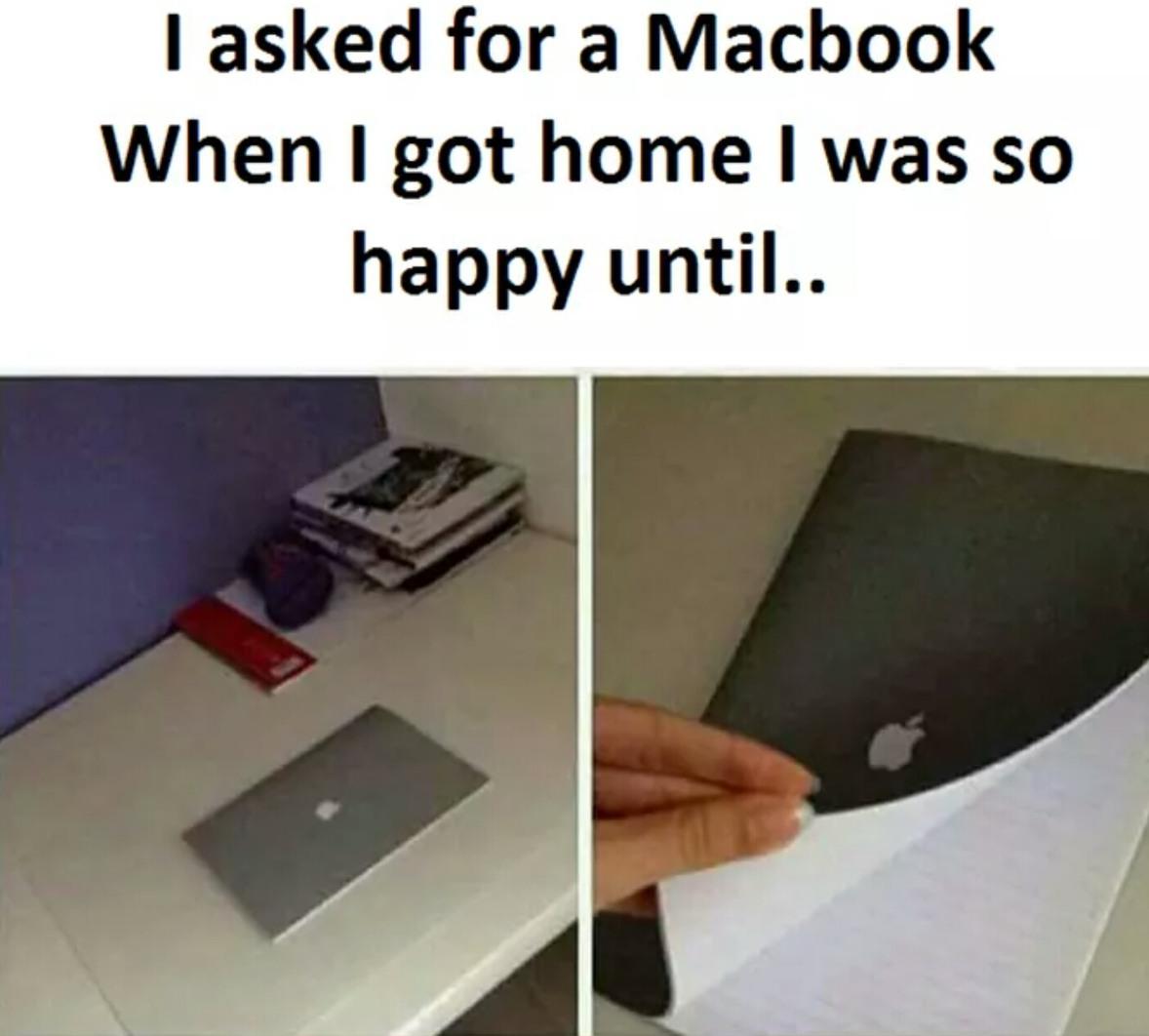 Mac - meme