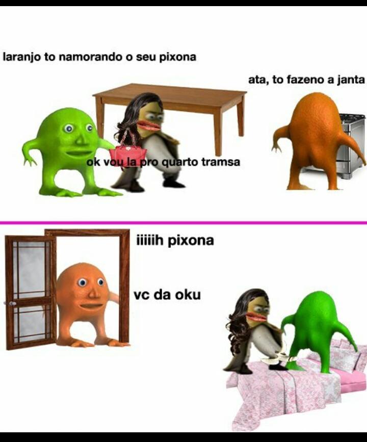 Ihhhh pixona - meme