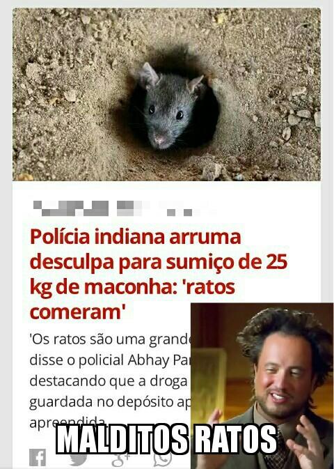 #Notícias - meme
