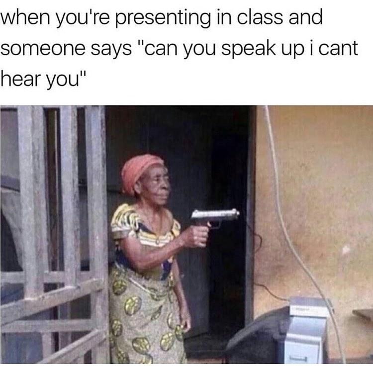 presentation - meme