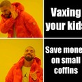 Vax your kids karen