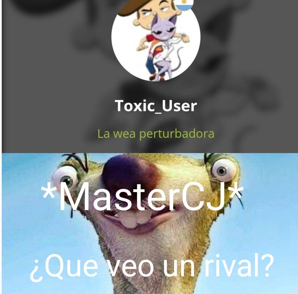 MasterCj - meme