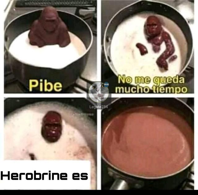 Herobrine - meme
