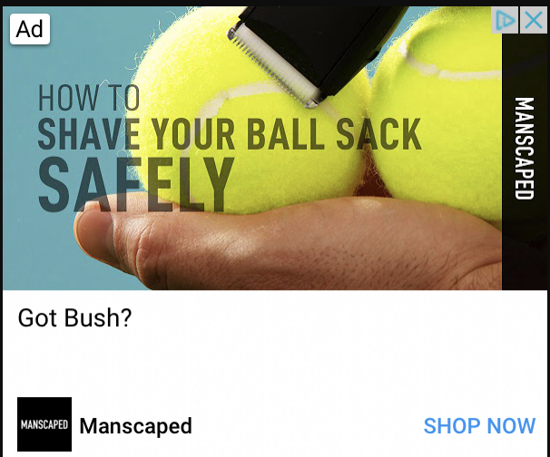 I found this ad on this website. Wtf? - meme