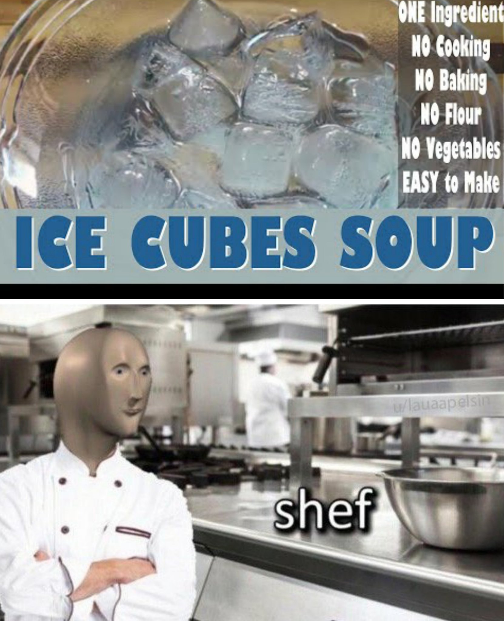 5  Michelin stars - meme