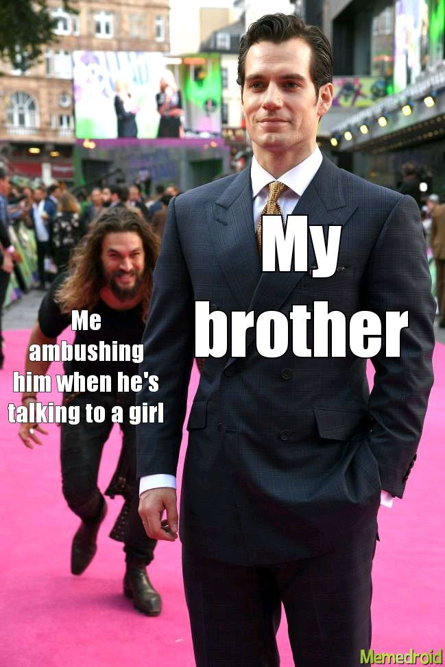 Evil - meme