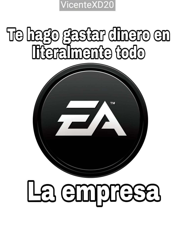 Put*o EA - meme