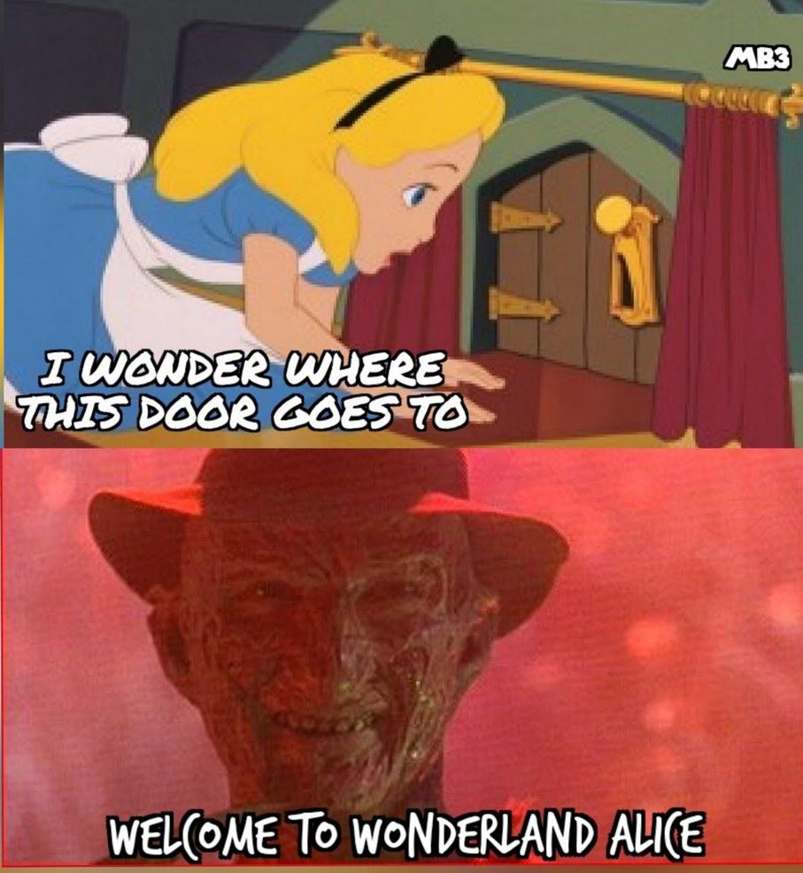 Wonderland - meme