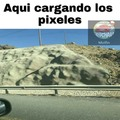 Cargando pixeles