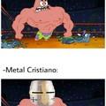 Jesucristo el Metalero.