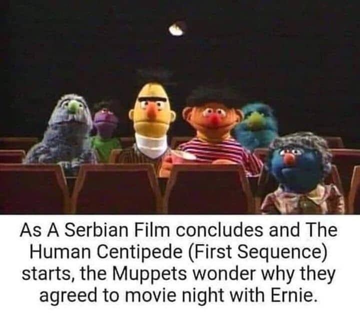 Ernie - meme