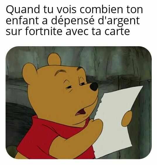 999999999€$ de vbucks - meme