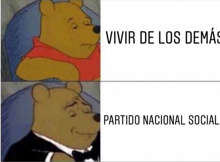Nacional Social - meme