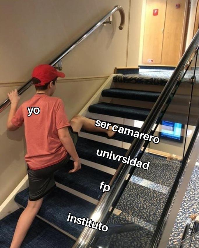Mi vida - meme