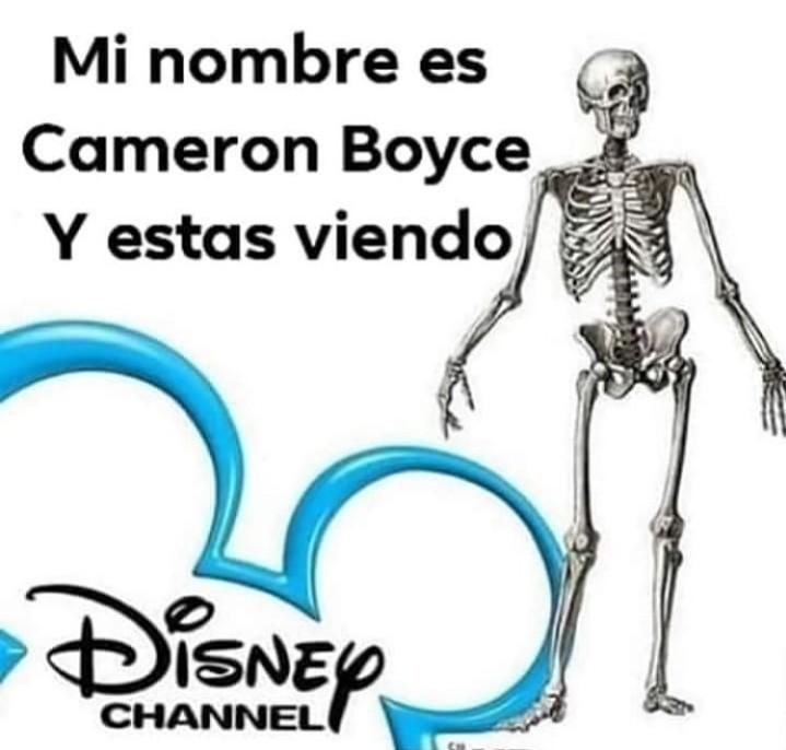 Cameron - meme