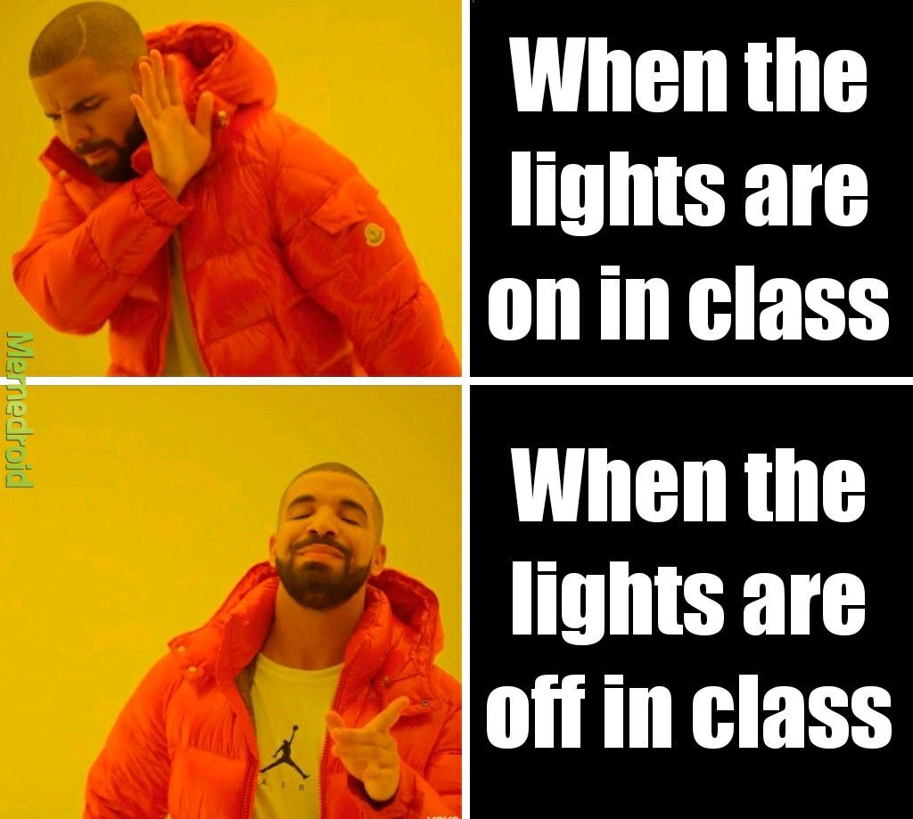 School times - meme