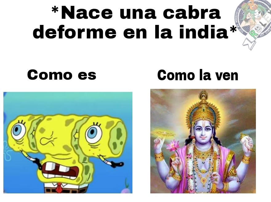 Vishnu - meme