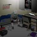 Passei o ano novo lendo mangá hentai enquanto escutava ghostmane, amém