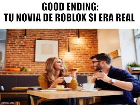 Que buen ending - meme