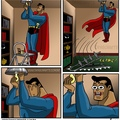 Être Superman ça a des avantages