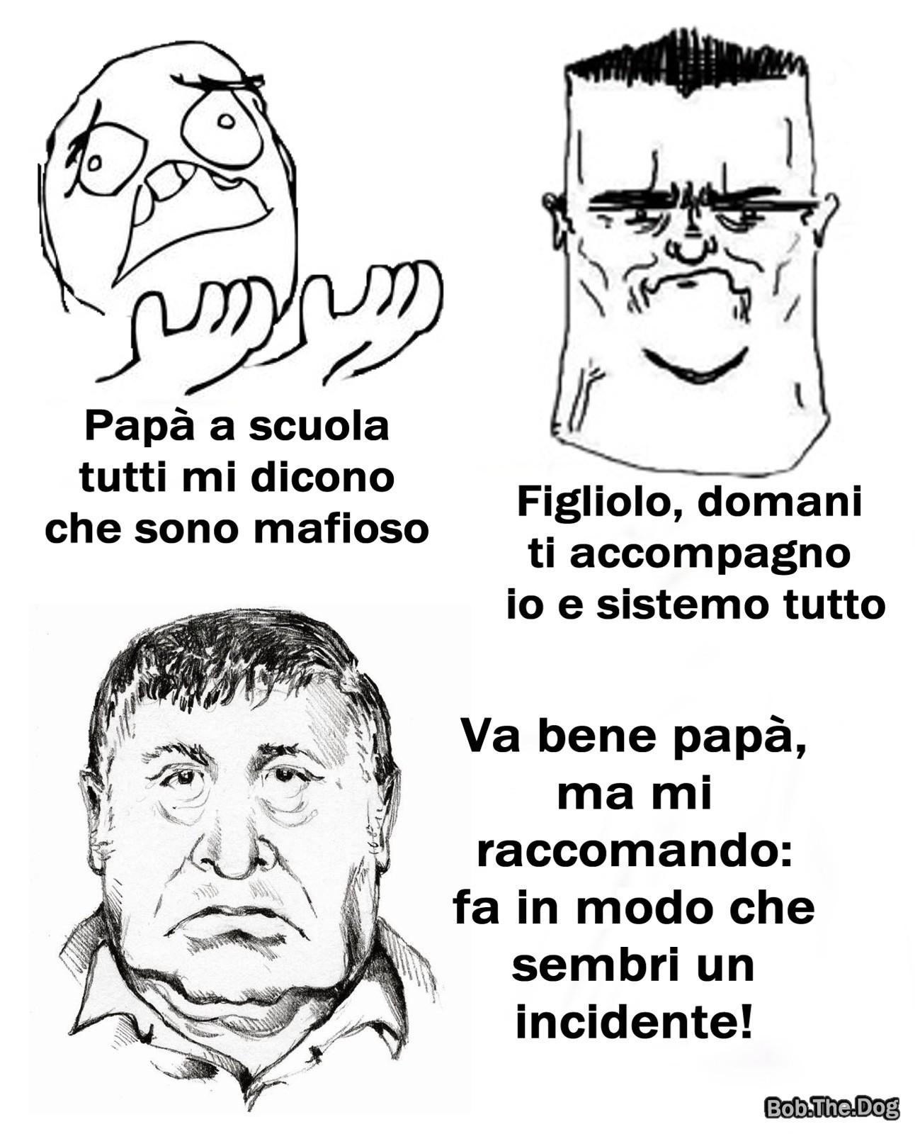 Totò Riina story - meme