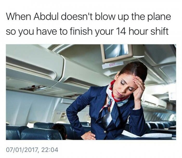you had one job Abdul - meme