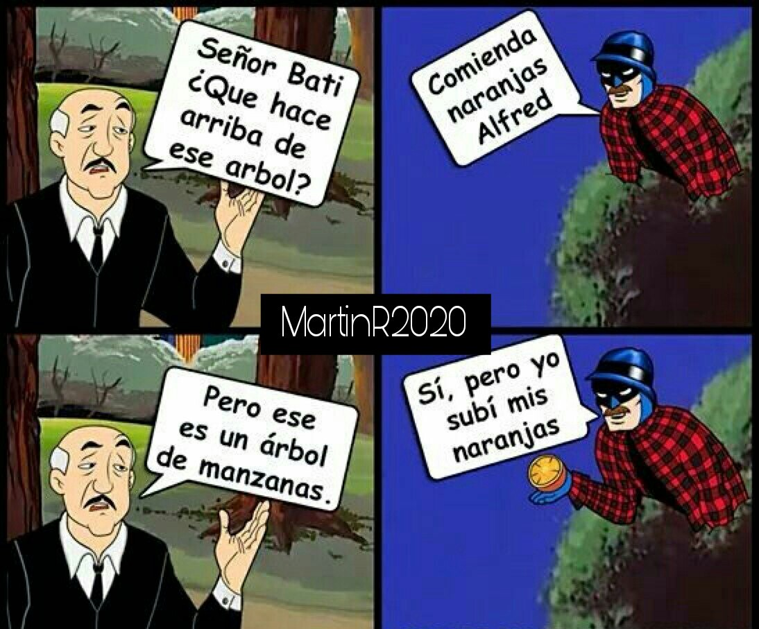 Batman :v - meme