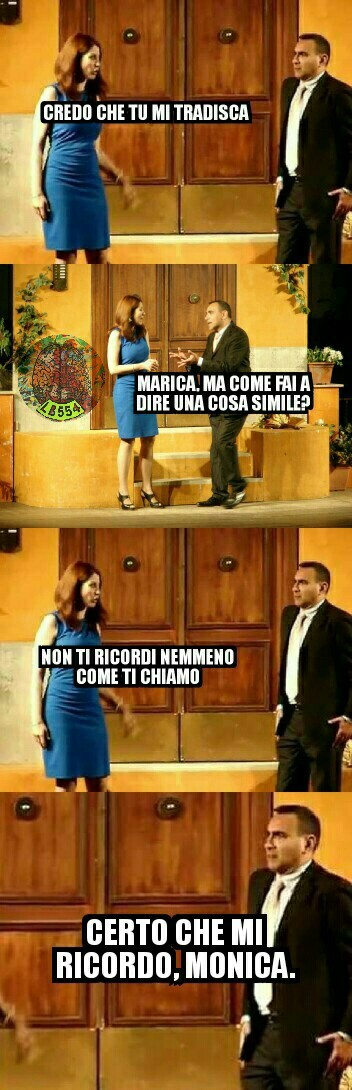 Monello - meme