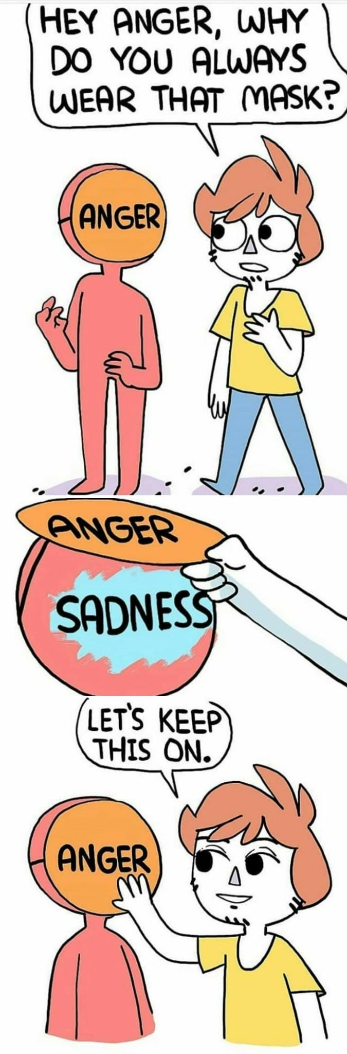 Anger - meme