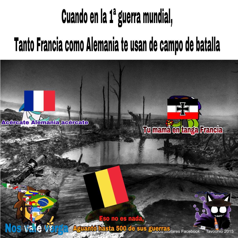 WORLD WAR I - meme