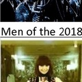 men of the past vs men of the 2018