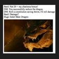 Bad dragon, oh noooooo D: