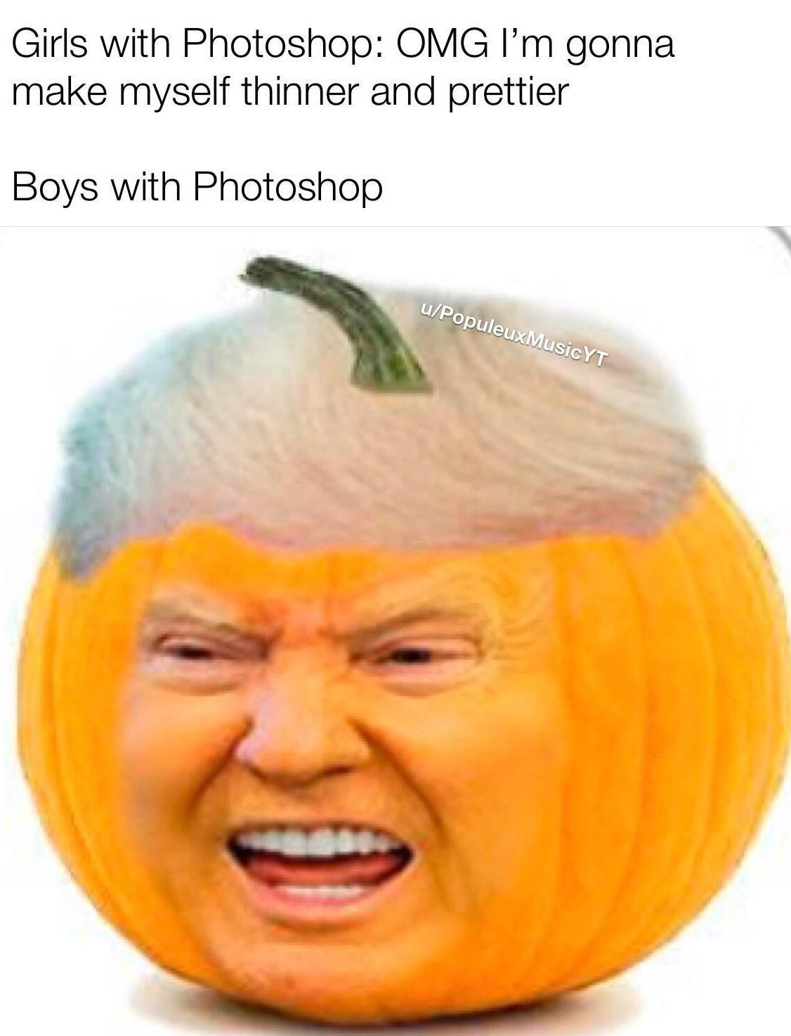 Trumpkin - meme