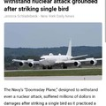 Technically it wasn't a nuclear attack