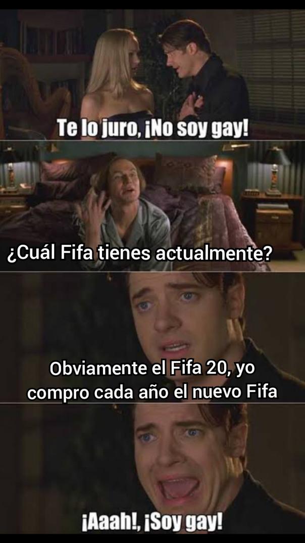 El Fifas - meme