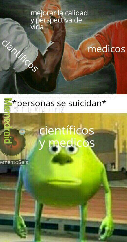 Medicos - meme