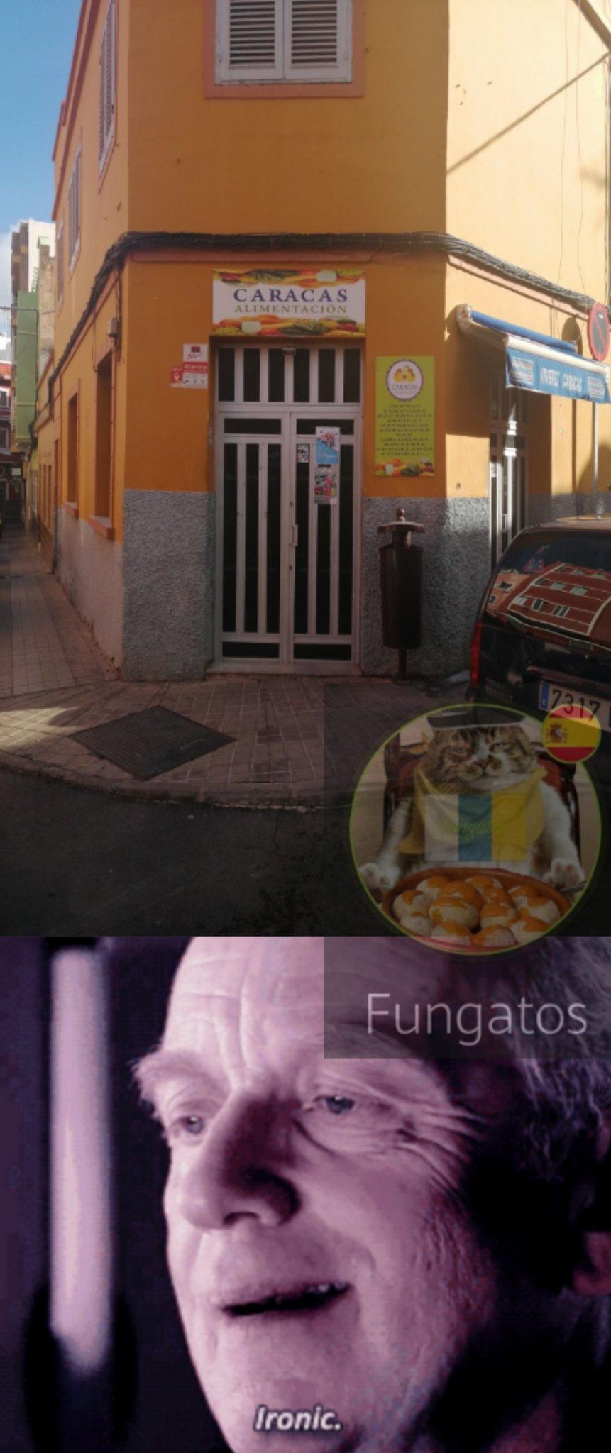 Venezuela caracas - meme