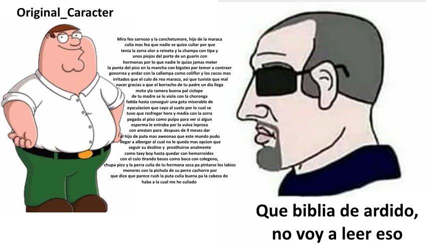 Orinal_Cagater - meme