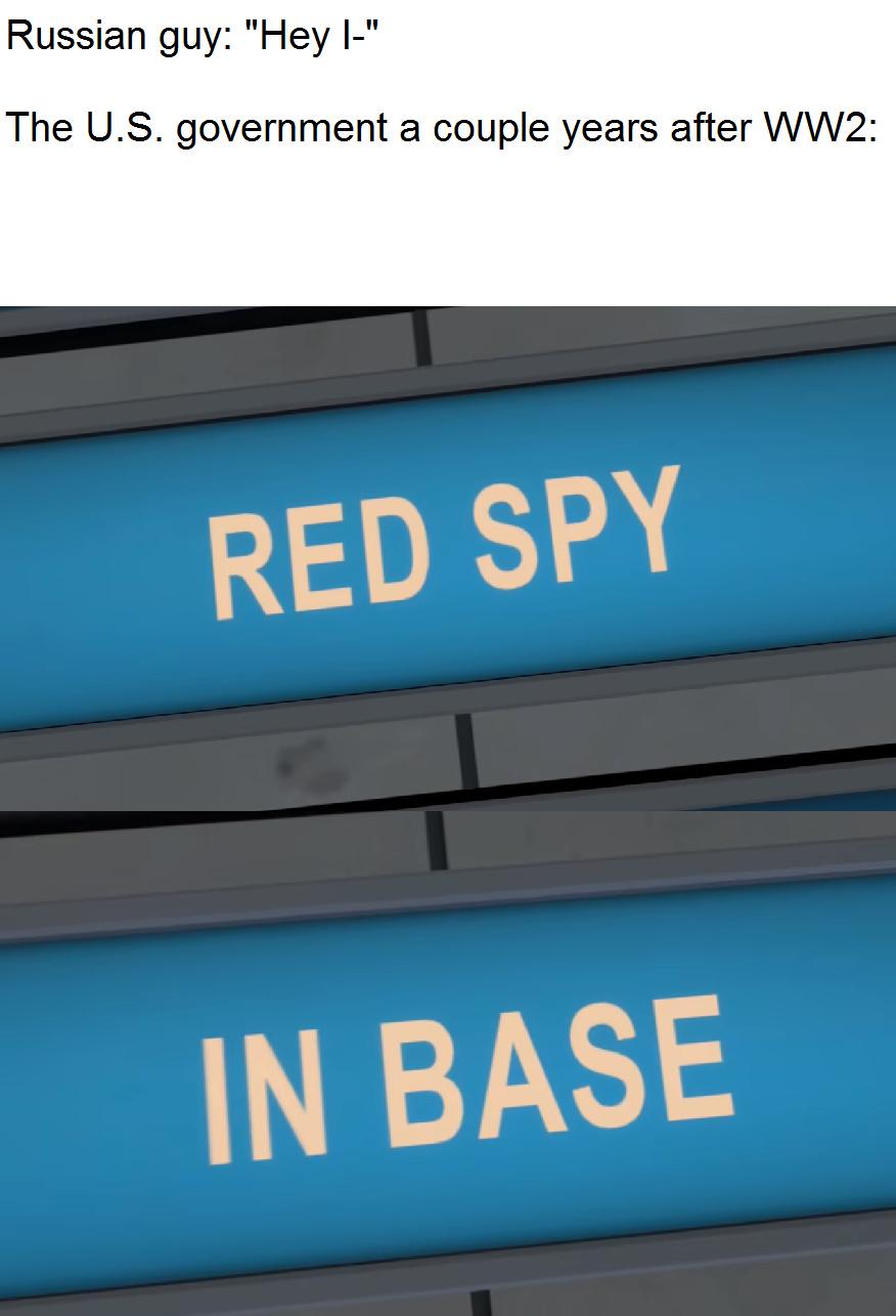 Sauce is Meet the Spy - meme