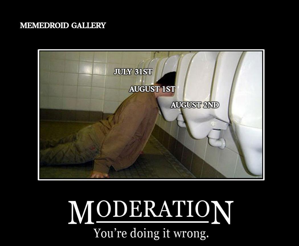 Thanks mods - meme