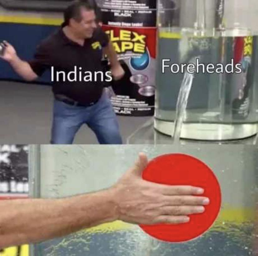 I wonder what hides beneath the dot - meme
