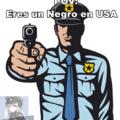 Eres Negro en USA